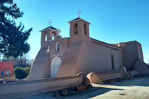 San Francisco de Assisi Mission Church, Ranchos De Taos, United States