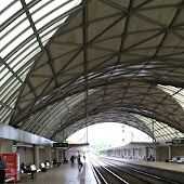 Железнодорожная станция  Rio De Mouro