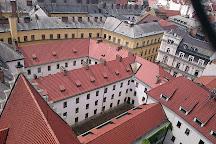 New Town Hall, Prague, Czech Republic