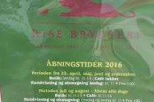 Rise Bryggeri, Aeroskobing, Denmark