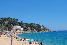 Lloret Beach, Lloret de Mar, Spain