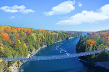 Ranney Gorge Suspension Bridge, Campbellford, Canada