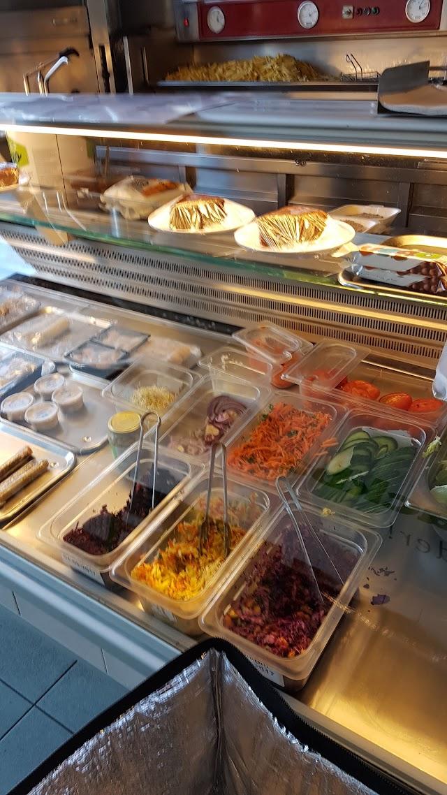 De Vegetarische Snackbar