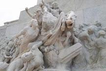 Monumento a Giuseppe Mazzini, Rome, Italy