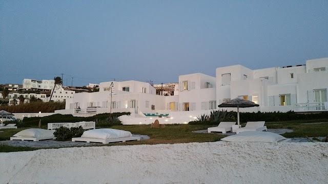 Markos Beach Hotel / Ξενοδοχείο - Δωμάτια & Διαμερίσματα