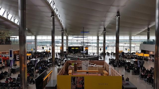 Heathrow Airport Terminals 1, 2 & 3