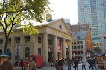 Faneuil Hall Marketplace, Boston, United States