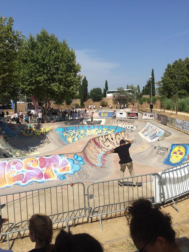 Skatepark de Nîmes