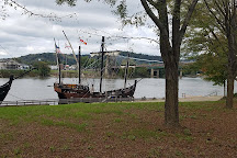 Heritage Port Park & Sculpture Garden, Wheeling, United States