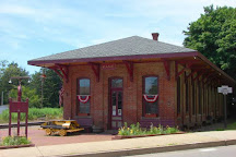 Kane Historic Depot and Museum, Kane, United States