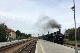 Железнодорожная станция  Rudna U Prahy