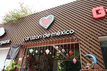 Corazon de Mexico, Playa del Carmen, Mexico
