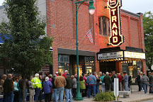 Strand Theater, Rockland, United States