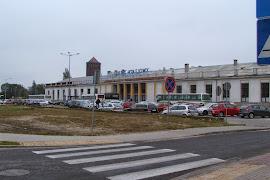 Железнодорожная станция  Kalisz