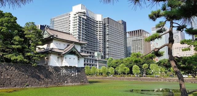 Tokyo emporer palace