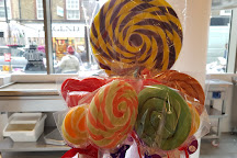 Spun Candy Masterclasses, London, United Kingdom