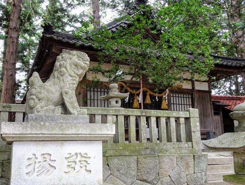 日方磐神社