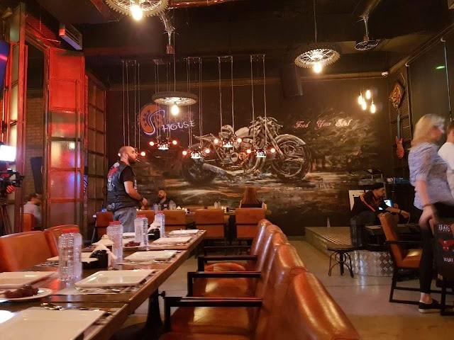 Bikers House Restaurant & Cafe
