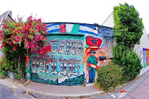 Balmy Alley Murals, San Francisco, United States