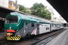 Железнодорожная станция  Milano Cadorna