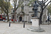 Statue of Hugh Dowding, London, United Kingdom