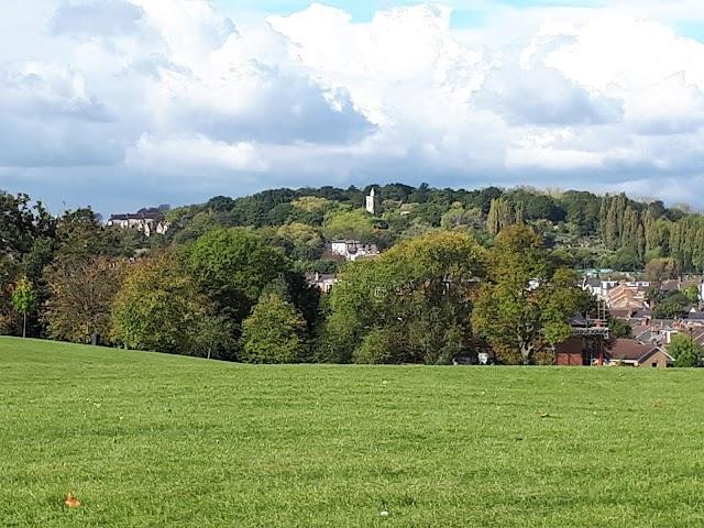 Blythe hill park