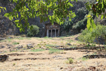 Ancient Rock Tombes, Fethiye, Turkey