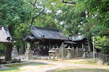 Katayama Shrine, Nagoya, Japan