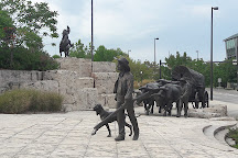 First National's Spirit of Nebraska's Wilderness and Pioneer Courage Park, Omaha, United States