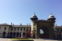 Karaagac Train Station, Edirne, Turkey