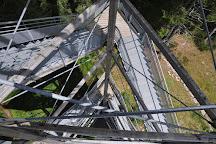 Tour Panoramique Du Mont Bessou, Meymac, France