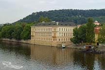 Liechtenstein Palace, Prague, Czech Republic