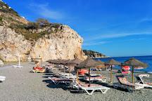 Playa de Cantarrijan, Almunecar, Spain