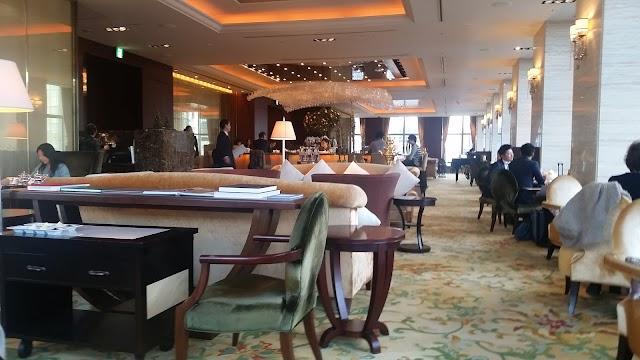 ザ・ロビーラウンジ - シャングリ・ラ ホテル 東京
