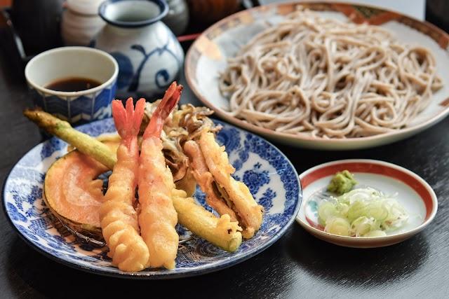 十割蕎麦 居酒屋 小樽北勝庵 夜ご飯
