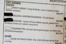 Goose Watch Winery, Romulus, United States