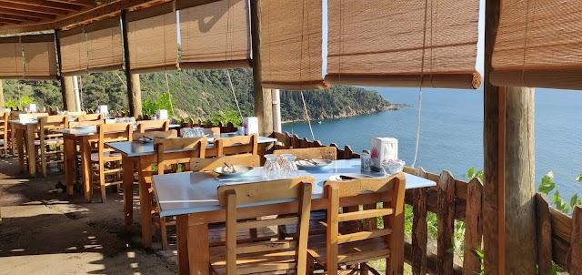 Eskibağ Teras Balik Restoran ... Alkol...