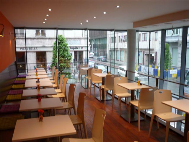 Vespa Cafe, Brussels