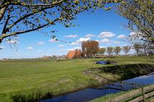 Aldfaers Erf Route-Allingawier, Friesland Province, The Netherlands