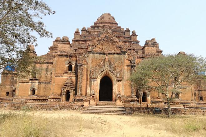 Visit Dhammayan Gyi Temple on your trip to Bagan or Myanmar