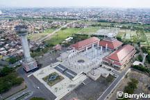 Central Java Grand Mosque, Semarang, Indonesia
