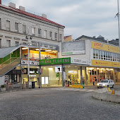Автобусная станция   Prague   Florenc