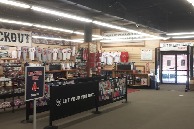 super popular a2ccd 2fa1c Visit Red Sox Team Store on your trip to Boston or United States
