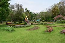 San Kamphaeng Hot Springs, Mae On, Thailand