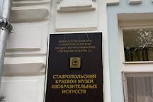 Stavropol Regional Museum of The Fine Arts, Stavropol, Russia