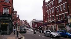 Hampstead Station london