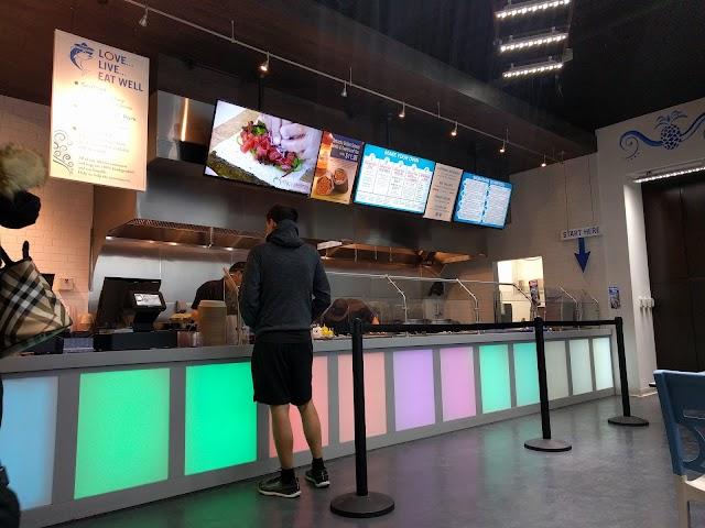 Yoki Express Sushi Burritos