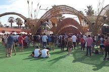 Parc del Forum, Barcelona, Spain