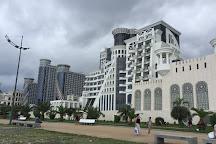 Batumi Boulevard, Batumi, Georgia