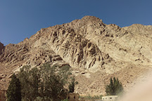 Serabit el-Khadim Mountain, South Sinai, Egypt